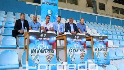 Kantrida puna kao u slavnim danima: Rasprodane sve karte za utakmicu protiv Maribora