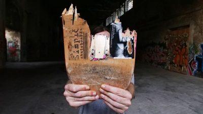 Multimedijalnom izložbom Pomak riječkoj publici predstavit će se mladi umjetnik Michel Measrić