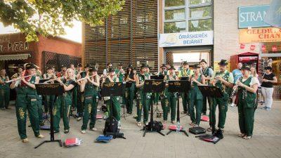 Njihov je moto zabava: Glazbeni orkestar Popsid iz Estonije na nastupa na Gradini
