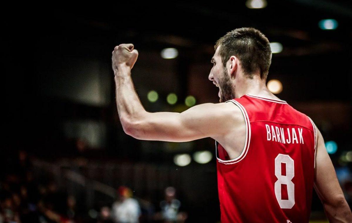 VIDEO Srebrni košarkaški mladi reprezentativac Josip Barnjak proglašen Kastavcem mjeseca srpnja