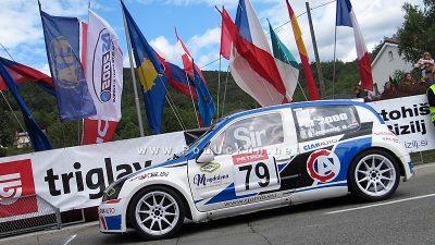 FIA Prvenstvo Europe na brdskim stazama u Sloveniji – Rekordan broj sudionika u Bistrici