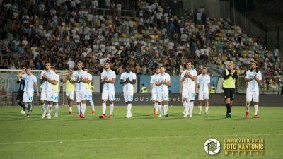 Šesta utakmica bez pobjede – Nogometaši Rijeke izgubili od Gorice