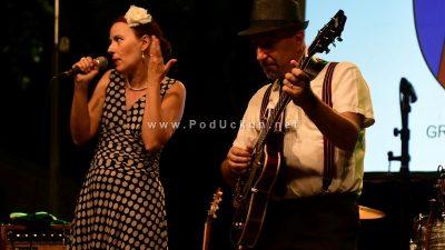 U OKU KAMERE Anita Camarella & Davide Facchini Duo te Mike Sponza Band otvorili ovogodišnje izdanje Kastav blues festivala