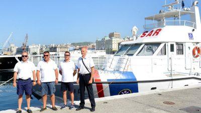 FOTO: Lučka kapetanija Rijeka održala akciju pojačanog nadzora plovila