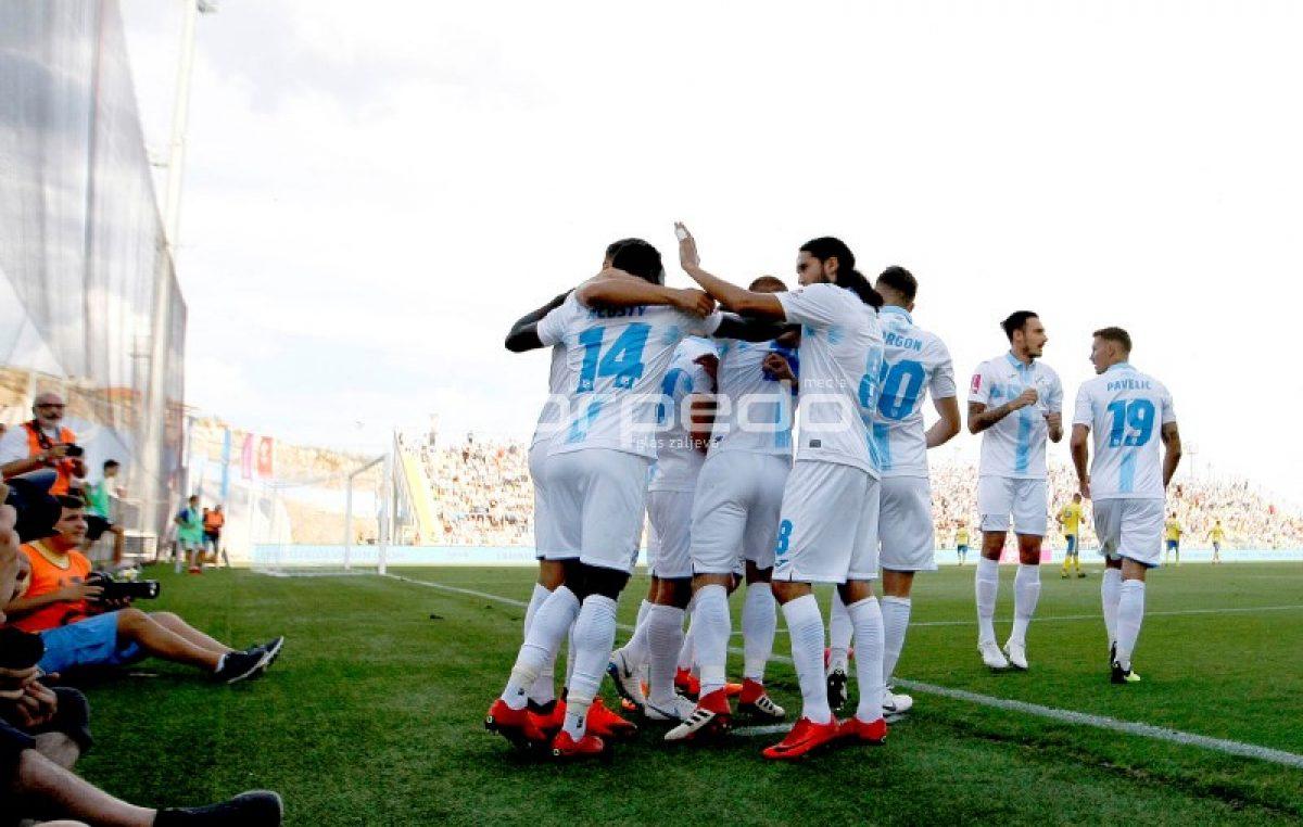 Rijeka danas protiv Intera igra 900. utakmicu u HNL-u i može stići do 500. pobjede u svim natjecanjima