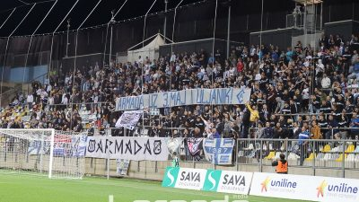 Osnovana navijačka udruga Armada veterani – Okuplja hrvatske branitelje koji su ujedno i navijači HNK Rijeka
