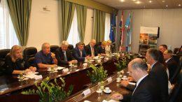Predstavnici Grada i Županije primili delegaciju Autonomne pokrajine Vojvodine
