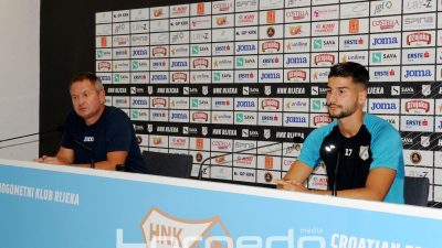 VIDEO Kek uoči večerašnjeg dvoboja: U prošlim utakmicama nismo dobro izgledali, a Lokomotiva je neugodan protivnik