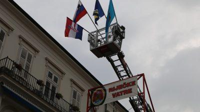 U čast poginulih riječkih vatrogasaca: Održano jedanaesto izdanje memorijala 'Riječke vatre'