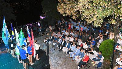 Otvorenje 16. Igara prijateljstva održano na Trsatskoj gradini