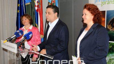 Županijska skupština odlučivat će o nabavci uređaja za zasnježenje Platka i gradnji Doma zdravlja u Novom Vinodolskom