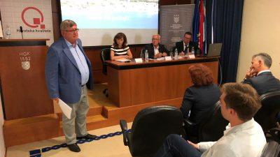 Sastanak čelnika Komore s (grado)načelnicima: Gospodarstvo je dobro poslovalo, ali brodogradnja ne može opstati na ovim temeljima