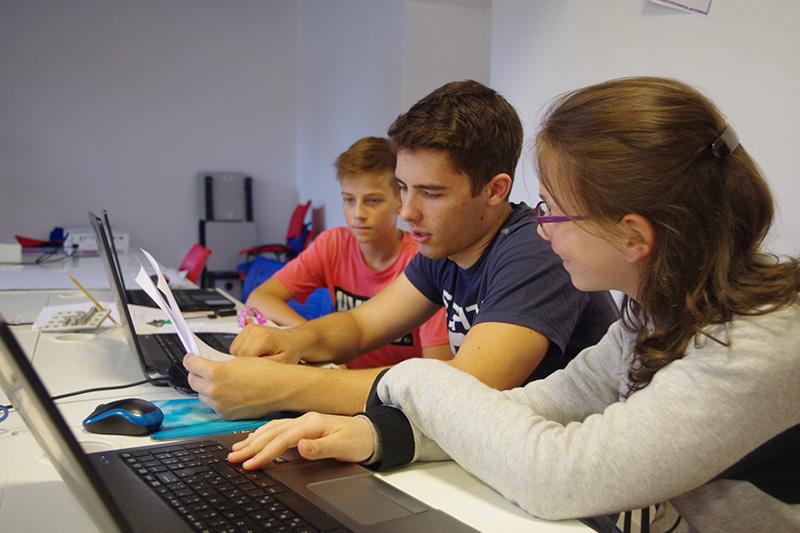 Povodom Europskog tjedna programiranja CTK Rijeka organizira online Meet and Code radionice