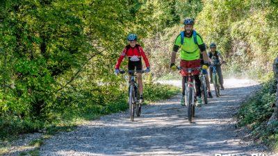 """FOTO Održana edukativno-rekreativna kastavska biciklijada """"Belica bike"""" @ Kastav"""