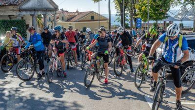 """Održana edukativno-rekreativna kastavska biciklijada """"Belica bike"""" @ Kastav"""