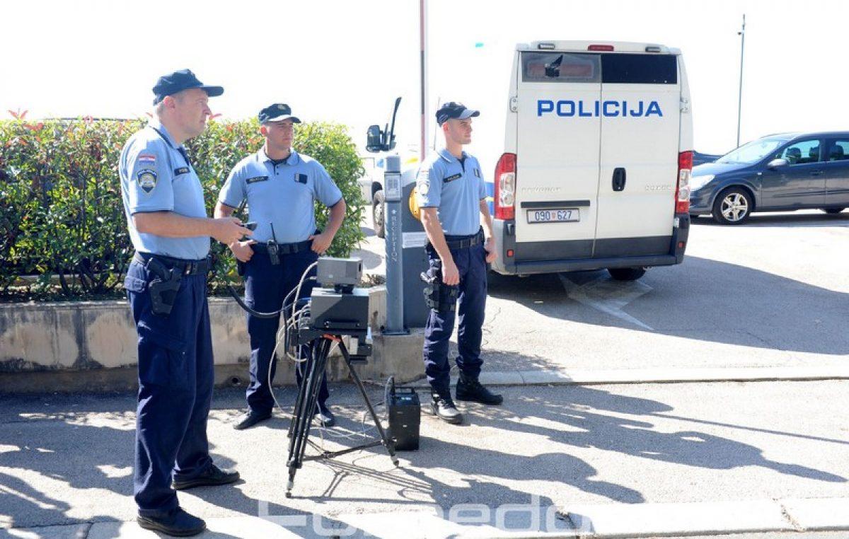 Do kraja tjedna policija pojačano kontrolira pridržavaju li se vozači ograničenja brzine