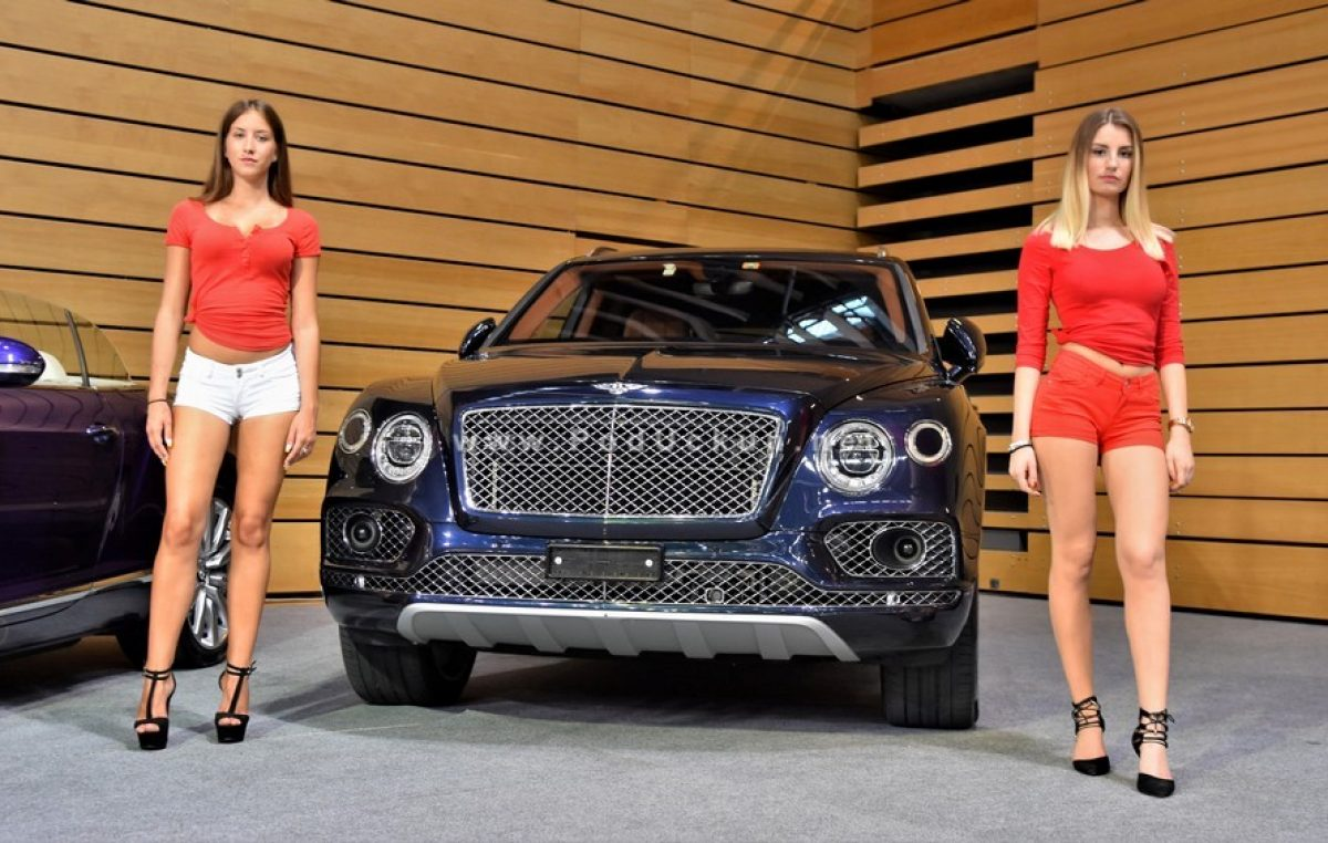 Otvoren 6. Exclusive Auto Moto Show