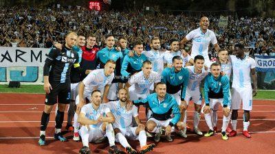 FOTO/VIDEO Fantastična atmosfera i visoka pobjeda protiv Maribora obilježila Povratak na Kantridu