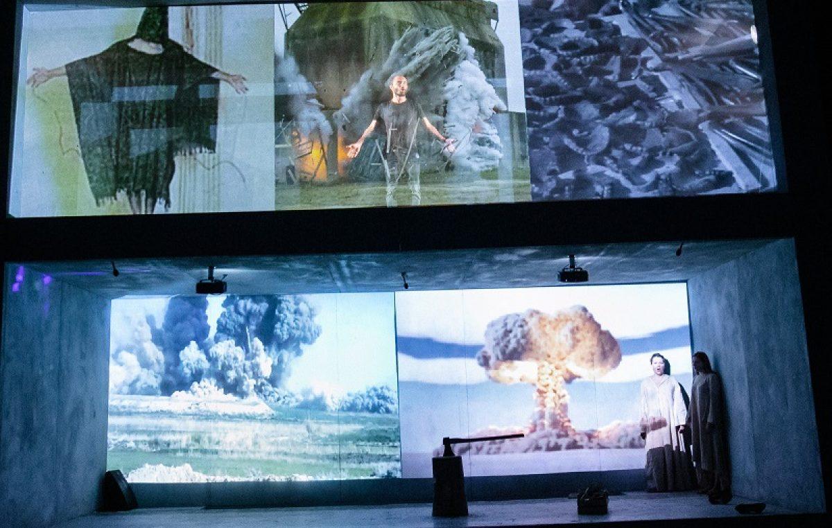 Predstava o kojoj će se pričati: Premijera Michelangela u Zajcu