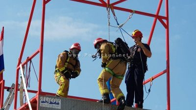 Vatrogasno natjecanje Fire Combat 'Vatre Krasa' @ Matuljia