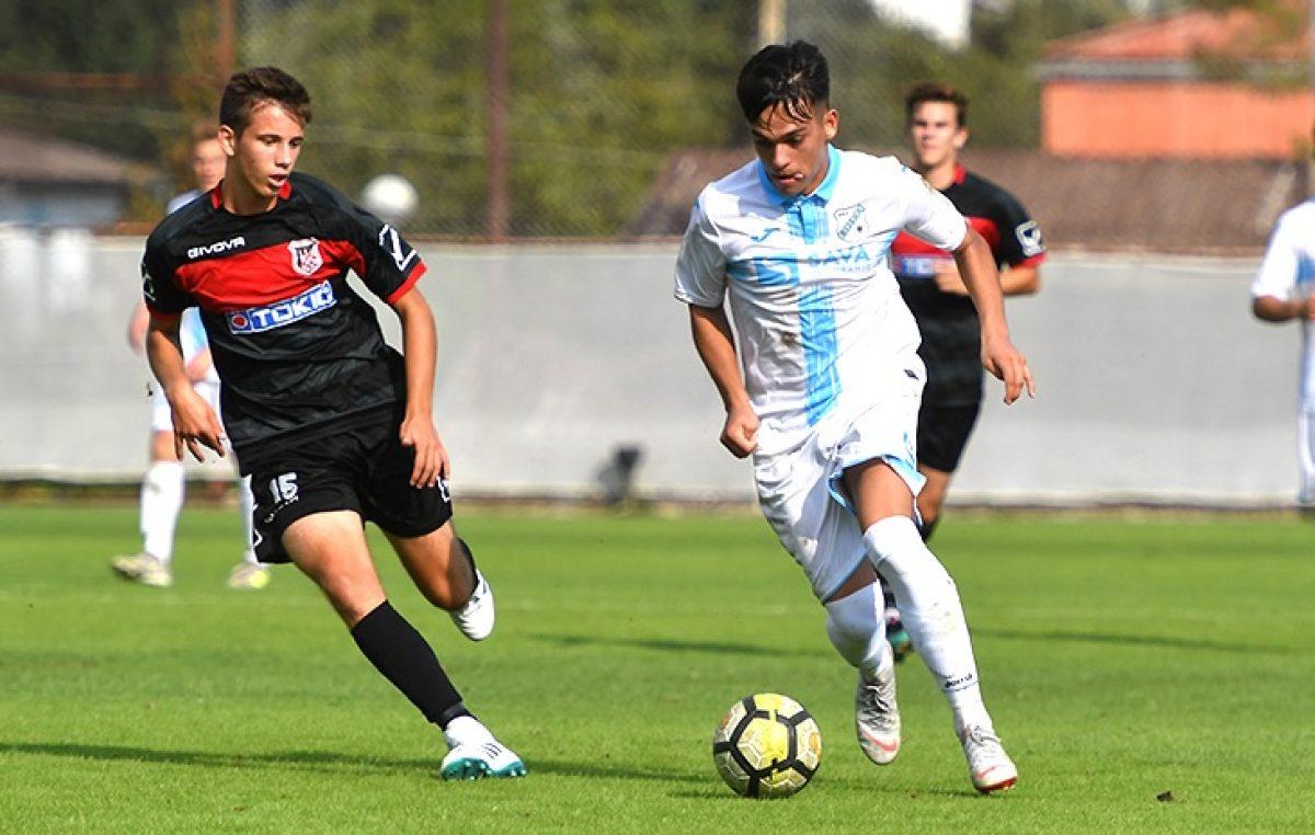 VIDEO Juniori Rijeke upisali visoku pobjedu protiv Varaždina – Mitrović upisao hat-trick