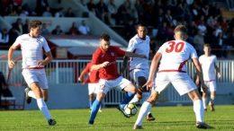 Orijent upisao težak poraz u Zagrebu – Jarun slomio otpor gostiju već u 3. minuti