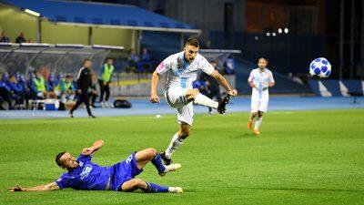 """Raspopovićev """"projektil"""" proglašen pogotkom proteklog kola: """"Gol protiv Dinama pamtit ću cijeli život"""""""