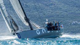 6. Regata tisuću otoka Austrijska jedrilica Godspeed 52 Petera Steinkoglera najbrža na prvoj etapi