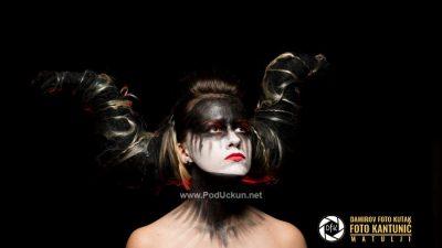Avangardna revija frizura i make-upa Zdola neba Kastavskega ponovo oduševila posjetitelje @ Kastav