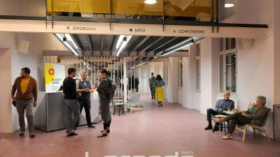 FOTO Rijeka je dobila novi kulturni centar – U prostoru bivšeg 'Bernardija' otvoren RiHub