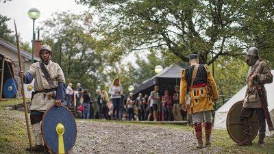 Povratak na obrambene bedeme: Program Rimska noć na Claustri ponovo će oživjeti ranu povijest našeg kraja