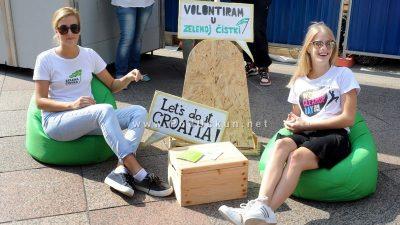 Poziv na sudjelovanje u Zelenoj čistki – World Cleanup Day-u upućen volonterima diljem Hrvatske @ Rijeka