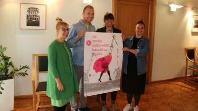 18 kazališnih skupina iz 6 zemalja sudjelovat će na 23. međunarodnoj Reviji lutkarskih kazališta Rijeka