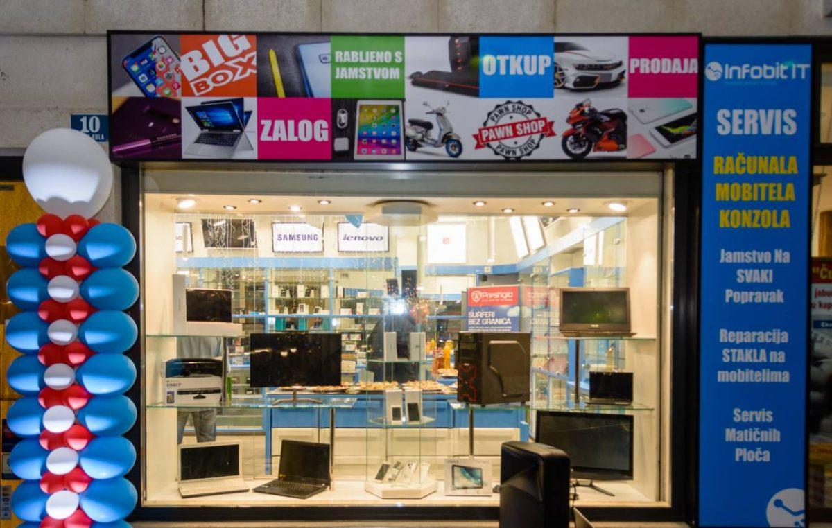 Otvoren 'Big Box': Rijeka je dobila trgovinu u kojoj se može kupiti rabljena elektronička oprema uz jamstva