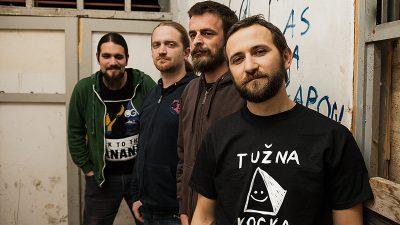 Beskompromisni punk-blues: Grupa M.O.R.T. stiže u Klub