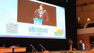 Grad Rijeka se svojim projektima predstavio na međunarodnoj konferenciji zdravih gradova održanoj u Belfastu