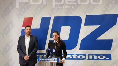 HDZ optužio vladajuće: Natrpavanjem dnevnog reda htjeli sakriti teme o Autotroleju i povećanje komunalne naknade