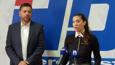 HDZ traži ostavke Poropata i Obersnela te nove izbore za gradonačelnika i Gradsko vijeće