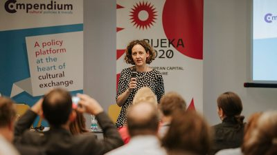 Ministrica Obuljen Koržinek: Zadovoljna sam da će EPK projekt u nasljeđe ostaviti ulaganje u kulturnu infrastrukturu