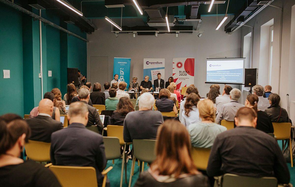 Javnim forumom u RiHub-u okončan je Kompendij kulturnih politika i trendova u Europi