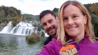 Tamara Zeba i Vedran Dakić osvojili prva mjesta na 50 kilometara dugoj utrci Krka Ultra Challenge