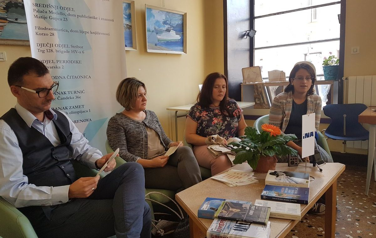 Mjesec hrvatske knjige u Gradskoj knjižnici Rijeka donosi bogat i zanimljiv program
