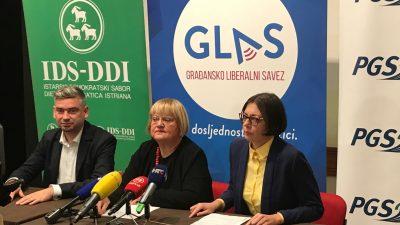 """Opatija baza iz koje PGS, GLAS i IDS kreću u europske izbore: """"Ovo je prijelomni trenutak za EU i Hrvatsku"""""""