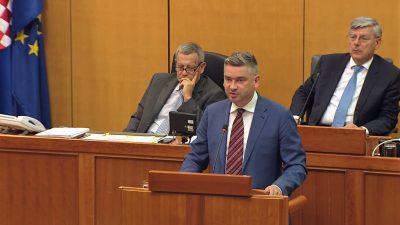 Miletić poručio Plenkoviću: Ako Uljanik gurnete u stečaj, zaboravite na prenamjenu prostora brodogradilišta