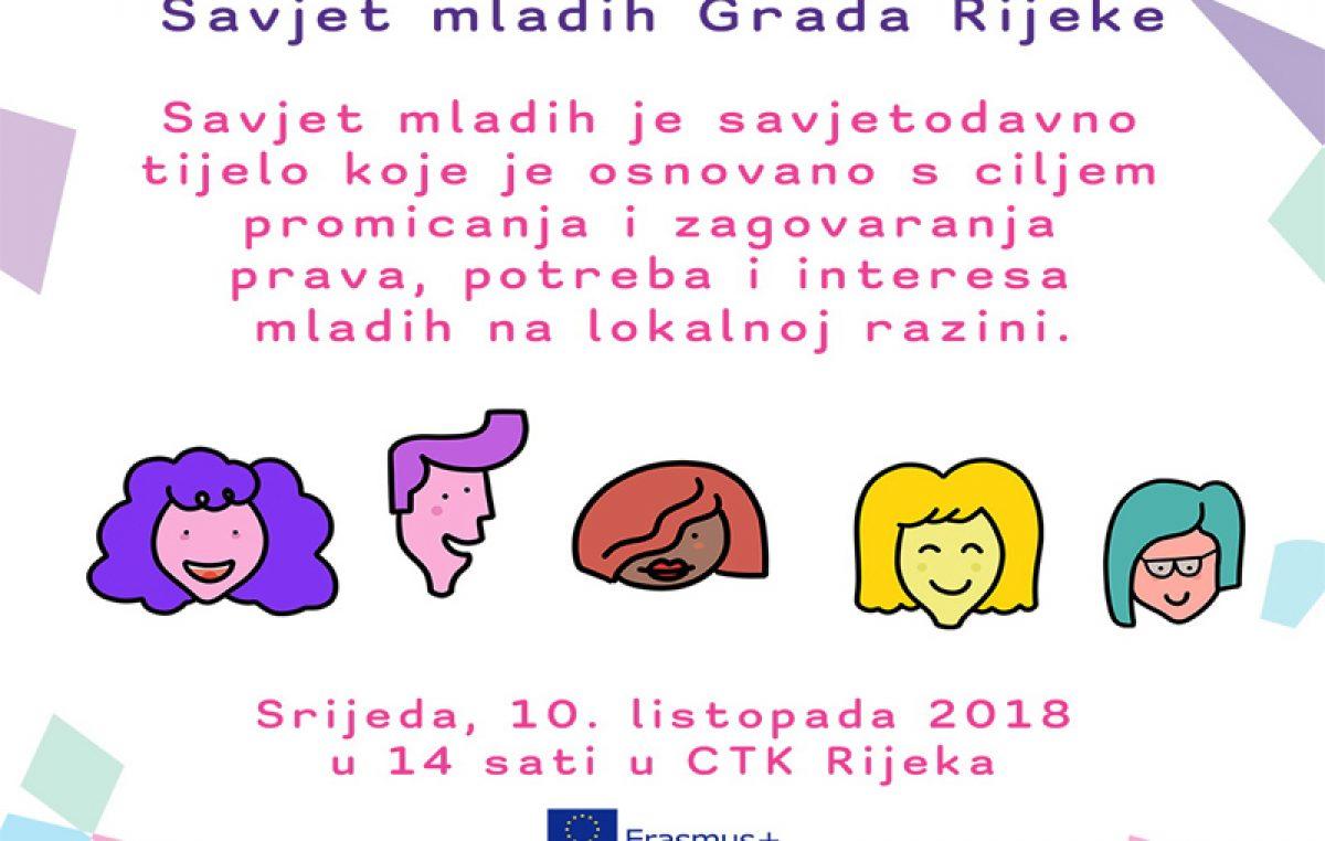 """Radionica """"Rad s mladima – gdje smo, što smo i kako smo"""" održat će se u CTK-u 10. listopada"""
