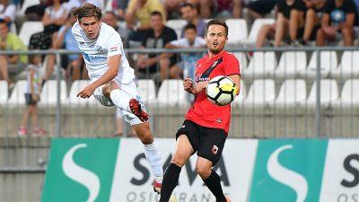 Razgovor s Petrom Mamićem, nogometašem Rijeke i članom Hrvatske U21 reprezentacije