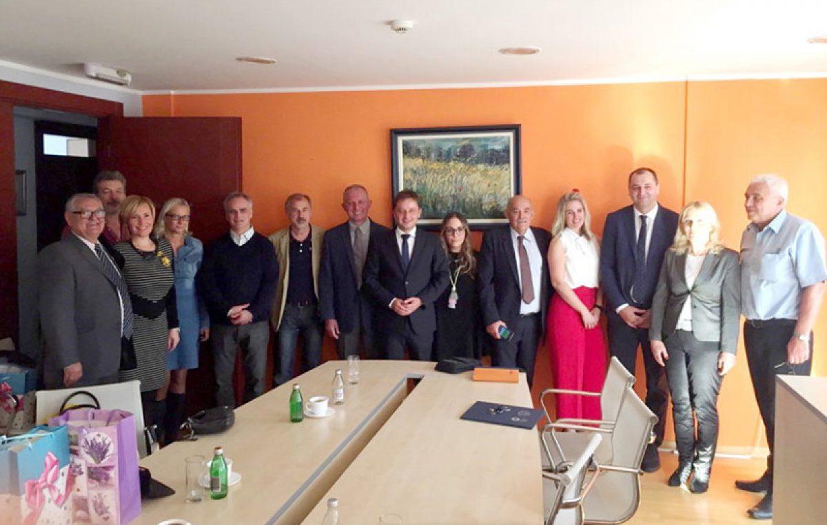 Riječki obrtnici posjetili kolege iz Novog Sada i potpisali Sporazum o suradnji