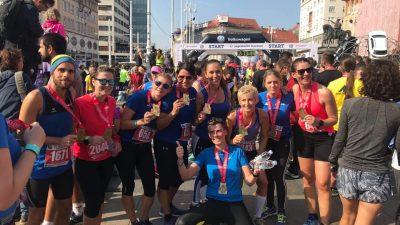 Sanja Ventin osvojila 2. mjesto, a Torpedo Runners oborili mnoštvo osobnih rekorda na 27. Zagrebačkom maratonu