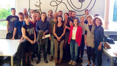 Treća generacija korisnika CERIecon Payparka Rijeka službeno je započela sa svojim programima