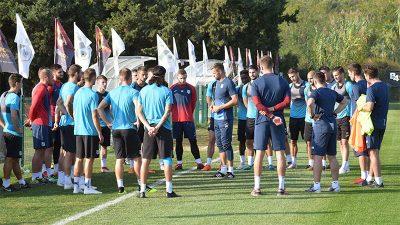 VIDEO Igor Bišćan odveo nogometaše na pripreme u Umag – pogledajte dojmove